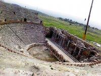Галикарнас, античный театр