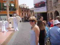 Так интересно погулять по Флоренции