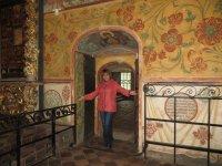 Внутри музея.