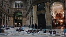 Великолепная галерея Умберто - для этого ли тебя строили