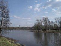 Вид на реку Уводь