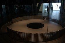Маятник Фуко -математический маятник, который используется для демонстрации суточного вращения земли