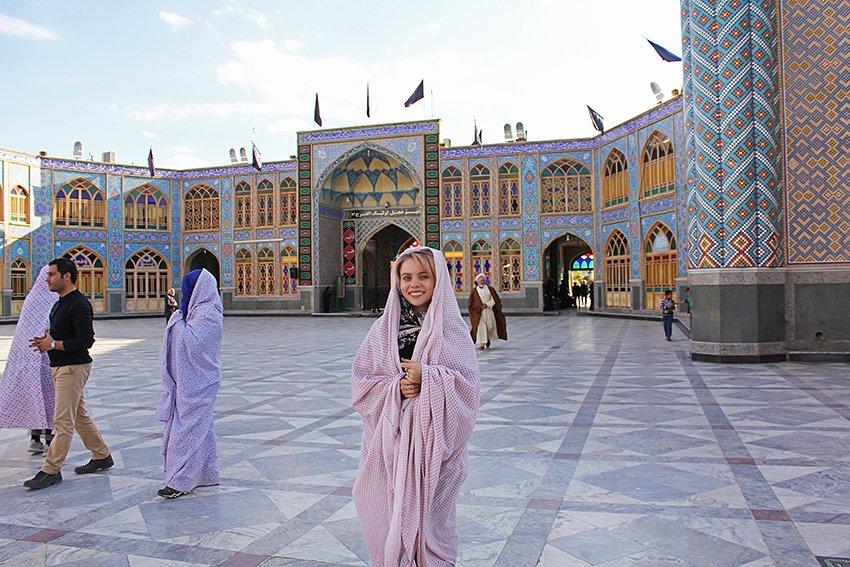 для поездка в иран фото узнать