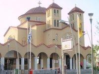Церковь на одной из центральных улиц