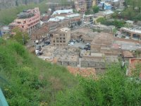 Крыши Тбилиси