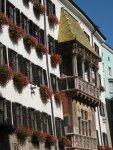 Симпатичный домик в Инсбруке