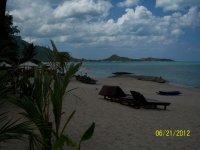 безмятежный пляж Ламай
