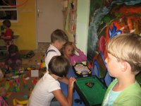 Детская комната отеля