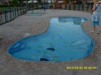 Маленький (детский) бассейн