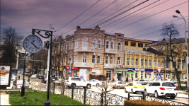 центр города П.