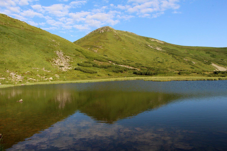 озеро Несамовите