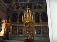 Иконостас Амвросиевской церкви.
