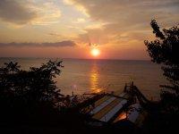 Закат в Анапе.