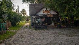 Беловежа. Польша