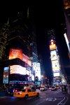 Ночной Таймс Сквер