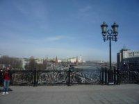 На Патриаршем мосту