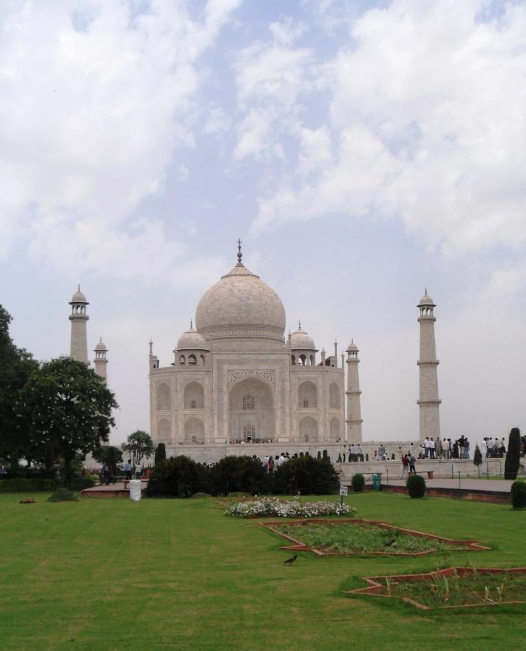 Основное здание мавзолея.