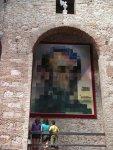 Картина-головоломка (портрет А.Линкольна)