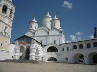 Крыльцо Спасского собора.