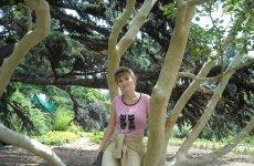 Экзотическая природа Никитского ботанического сада.