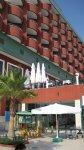 Отель сбоку