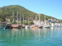 экскурсия 12 островов, пристань
