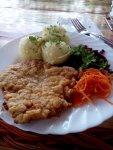 часть последнего обеда в Косове