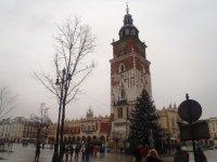 Зимний Краков