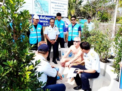 Фото с сайта Департамента морских и прибрежных ресурсов Таиланда