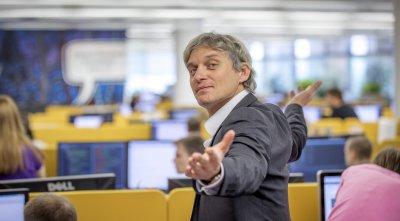 Олег Тиньков, российский предприниматель. Источник: Tinkoff Bank
