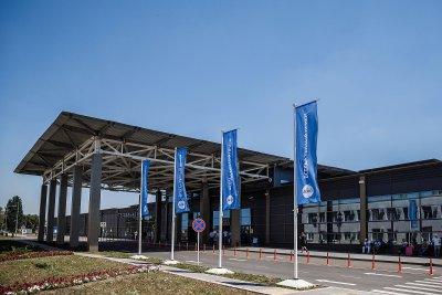 Международный аэропорт Анапа. Фото пресс-службы аэропорта