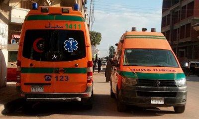 Скорая помощь в Египте. Автор фото: Faris knight. Источник: Wikimedia