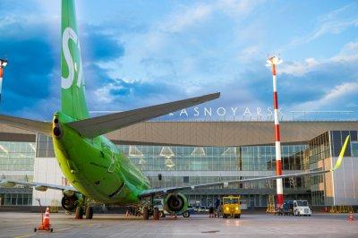 Фото с официального сайта аэропорта Емельяново. Автор: Кирилл Скурихин