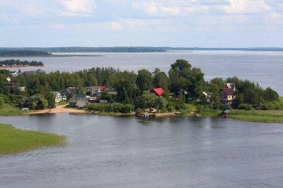 Деревня Пески, Тверская область. Автор фото: Doomych, Wikimedia Commons