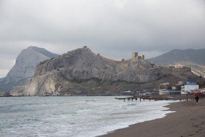 Судак. Фото официального турпортала Крыма