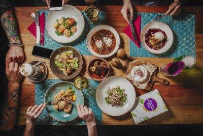 Фото Moscow Restaurant Week Весна