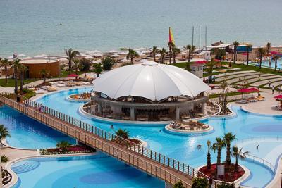 Отель Kaya Palazzo Golf Resort & Spa