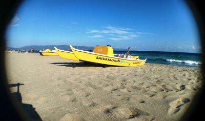Пляж Поэтто, Кальяри
