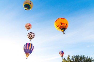 Фото с официальной страницы фестиваля воздухоплавания «Небесная ярмарка»
