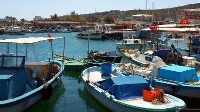 Пристань в Измире