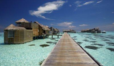 Фото с сайта отеля Gili Lankanfushi Maldives 5*