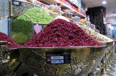 Базар в Тегеране