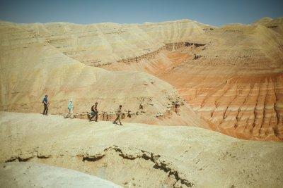 Прогулка по Чарынскому каньону близ Алма-Аты. Фото: Ruslan Zhanabaev, visitalmatykz