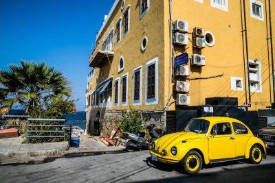 Яркие краски ливанского города Тир
