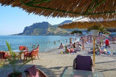 Пляжи Крыма, фото туристического портала visitcrimea.guide