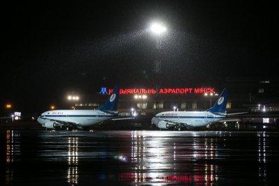 Аэропорт Минск. Автор фото: Вячеслав Макшун