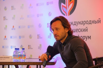 Алексей Каспржак. Фото с сайта «Артека»