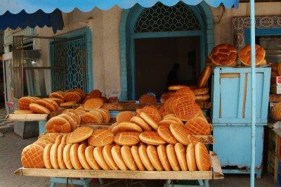 Тунис. Пекарня. Pxhere.com