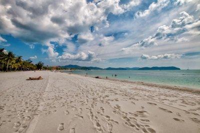 Пляж Ченанг, Лангкави
