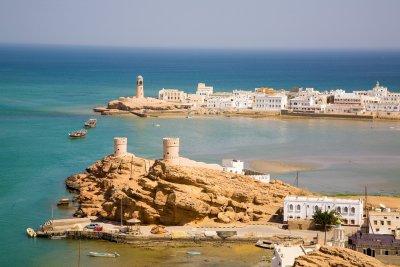 Сур — главный приморский город восточного Омана